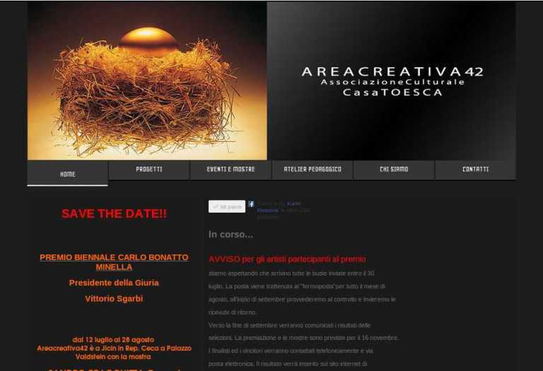 HOME Areacreativa42.it