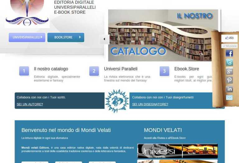 MondiVelati.it - Editoria digitale